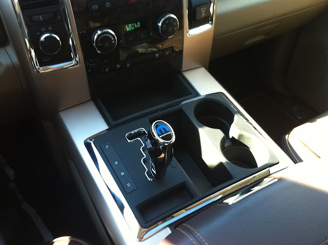 New Mopar Console Shifter (lots of pics) - Dodge Cummins