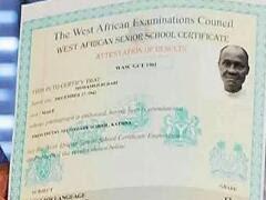 BREAKING: WAEC Headquarter Disassociate Self From Issuing President Buhari Certificate (happening now)