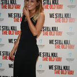 WWW.ENTSIMAGES.COM -   Dani Dyer  arriving at      We Still Kill The Old Way - private film screening at The Ham Yard Hotel, London September 29th 2014Private screening of forthcoming film about a group of former 1960s gangesters who come out of retirment to take on a group of youths after one of their number is murdered.                                                 Photo Mobis Photos/OIC 0203 174 1069