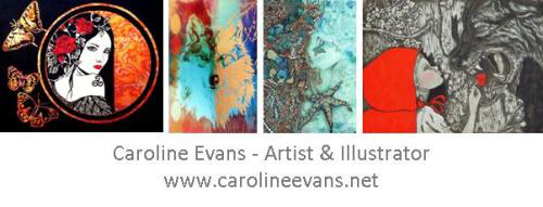 Caroline Evans Coles Artist and Illustrator