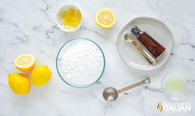 lemon cake mix cookies ingredients