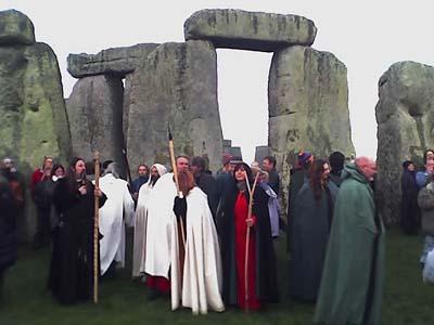 Druid Solstice, Celtic And Druids
