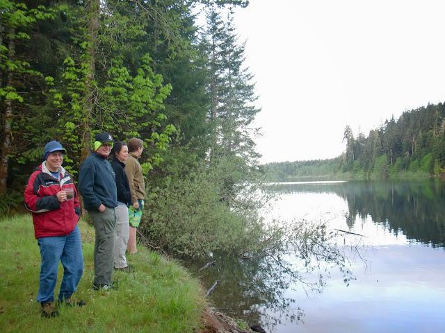 May 2014 Wynoochee Lake Camp/Canoe - CIMG5221.JPG