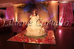 Fotos de decoração de casamento de Casamento Beatriz e Márcio no Clube Paissandu da decoradora e cerimonialista de casamento Liliane Cariello que atua no Rio de Janeiro e Niterói, RJ.