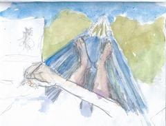 hammock sketch