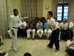 Capoeira Angola Reliquia De Espinho Remoso Contramestre Fantasma - 7