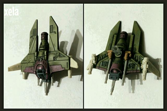 conversión de Interceptor M3-A heavy Scyk por Xela