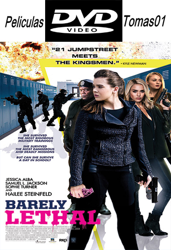 Barely Lethal (2015) DVDRip