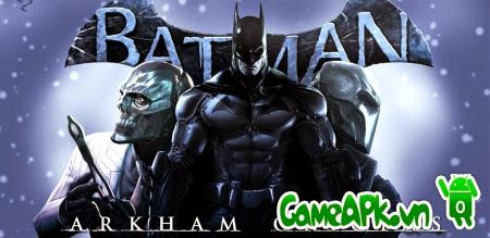 Batman Arkham Origins v1.3.0 hack full tiền cho Android