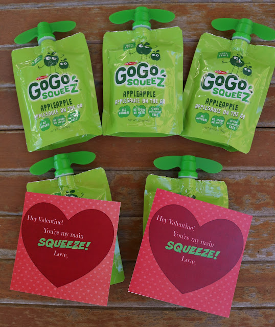 GoGo squeeZ Valentines - Run DMT