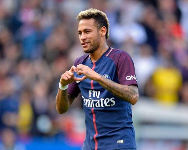 Neymar To Replace Cristiano Ronaldo At The Bernabeu