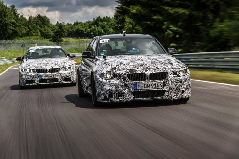 BMW M3 and M4 Technology 994