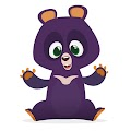 Cartoon Bear Funny Free Download Vector CDR, AI, EPS and PNG Formats
