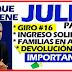 ¿Cuál es el plazo para recibir la transferencia de julio del Ingreso Solidario?