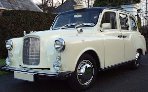 London taxi cab wedding cars Essex