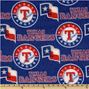 Texas Rangers Cloth Diaper