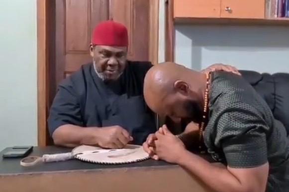 Nollywood Veteran Actor, Chief Pete Edochie Endorses Son, Yul For 2023 Presidency