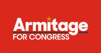 Armitage for Congress Logo