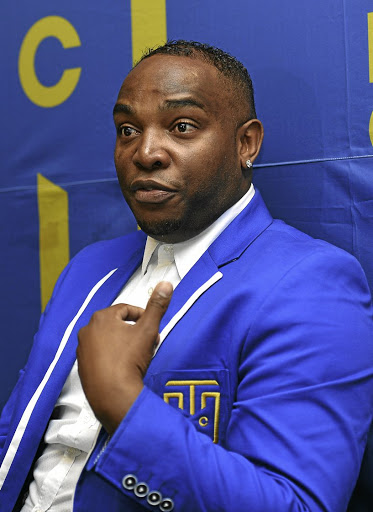 Benni McCarthy. Picture: GALLO IMAGES