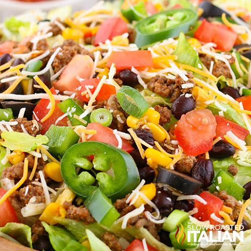 Ultimate Taco Salad Reciipe