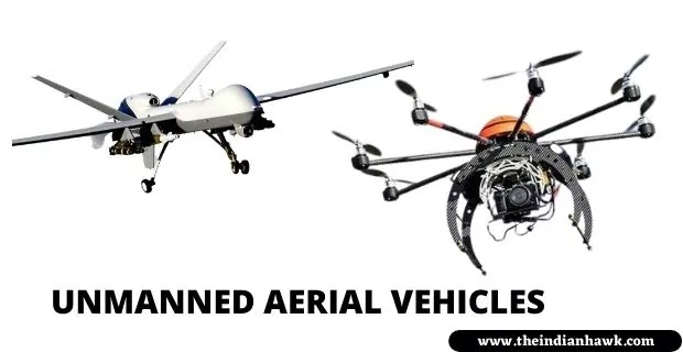 What are Unmanned Aerial Vehicles (UAV)  - Indian Defence News