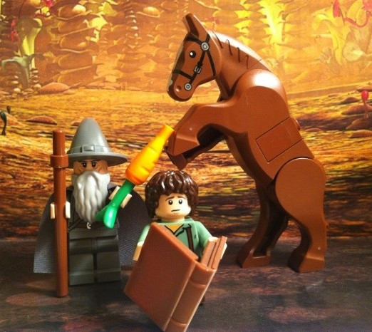 LEGO The Lord of the Rings Hileleri