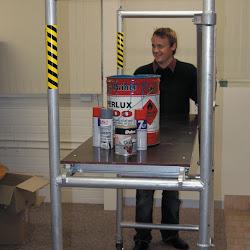 The Zippy Workstand