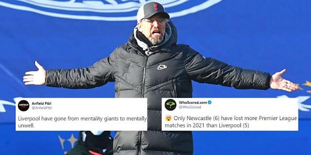 Liverpool KALAH Besar, Manchester City MENANG Besar!