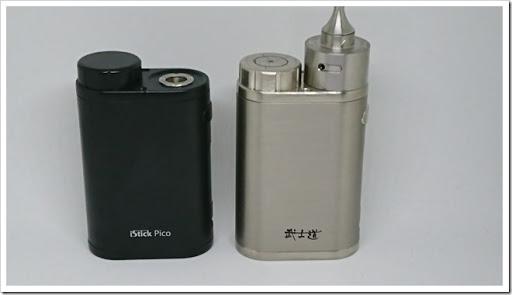 DSC 0344 thumb%25255B2%25255D - 【MOD】「Eleaf iStick Pico BUSHIDO 初回限定盤 武士道モデル」レビュー【Pico+プレミアム高級感!!】