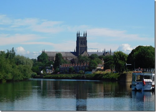 4 worcester cathedral