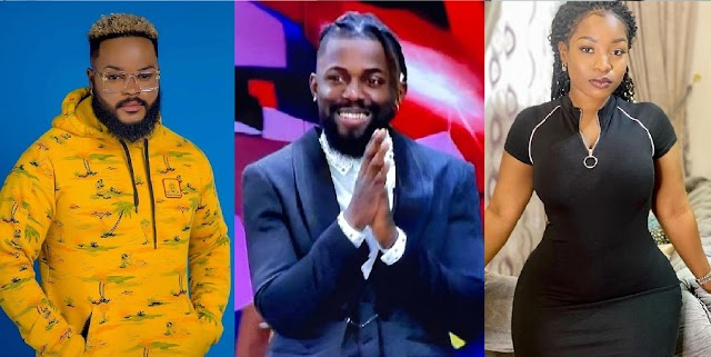 """#BBNaija: """"Since Michael came into the house you disappeared from other guys"""" – WhiteMoney tells Jackie B"""