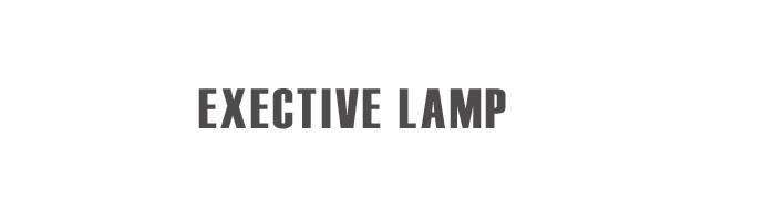 Executive Lamp