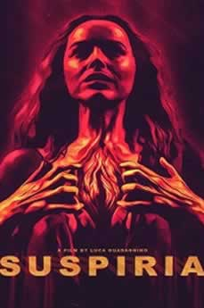Capa Suspiria Dublado 2019 Torrent