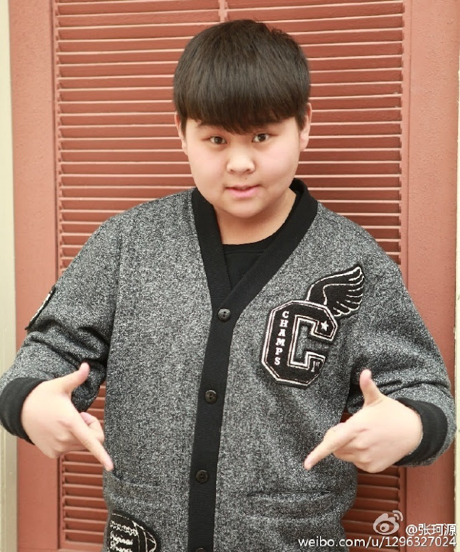 Zhang Ke Yuan  China Actor