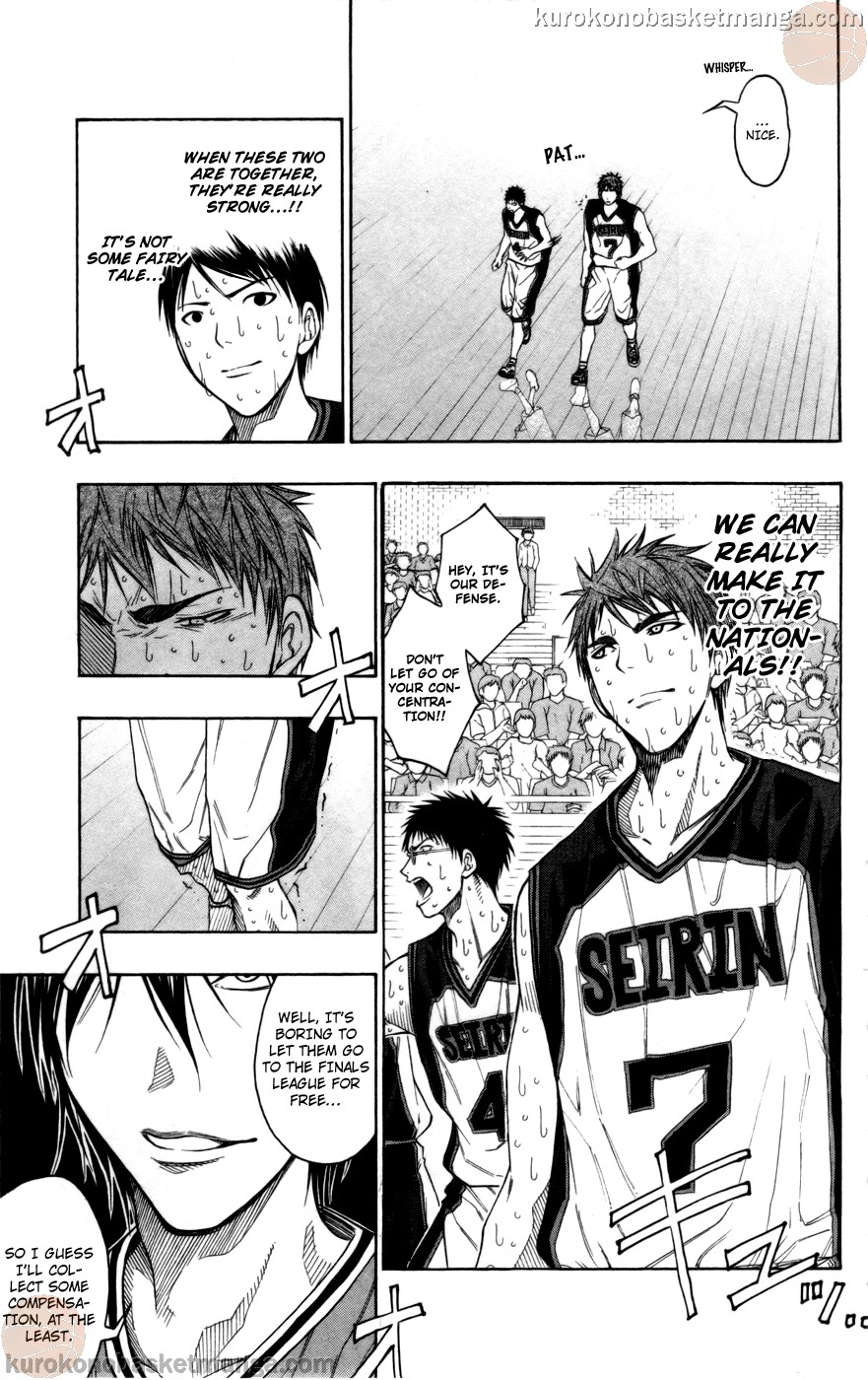 Kuroko no Basket Manga Chapter 98 - Image 18