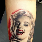 Marilyn Monroe - tattoo ideas - Forearm Tattoos Designs