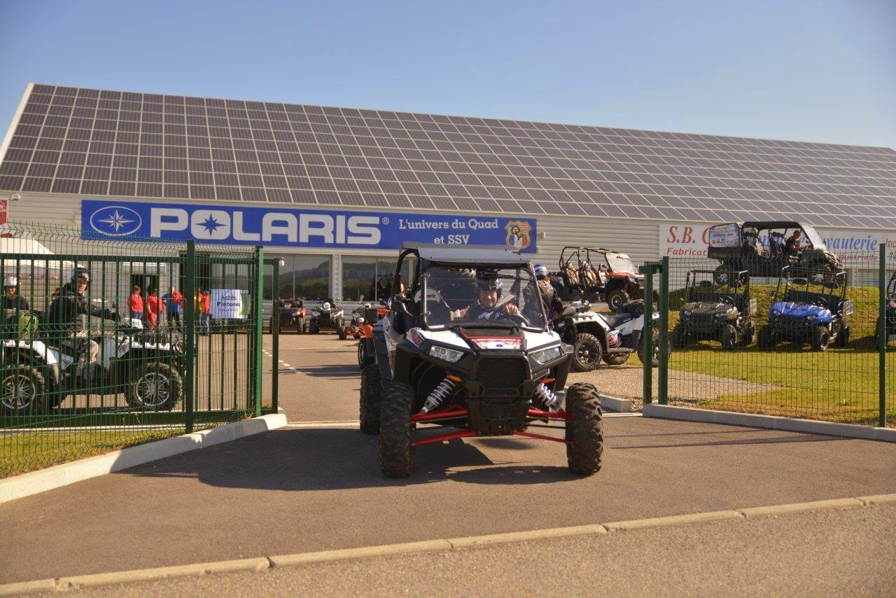 Concession QUAD ACTION ZA PORTE DES ALPES 38260 MARCILLOLES 0476372238