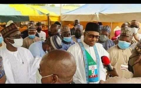 Buhari Violates COVID-19 Law Signed By Him In Katsina - Sahara Reporters