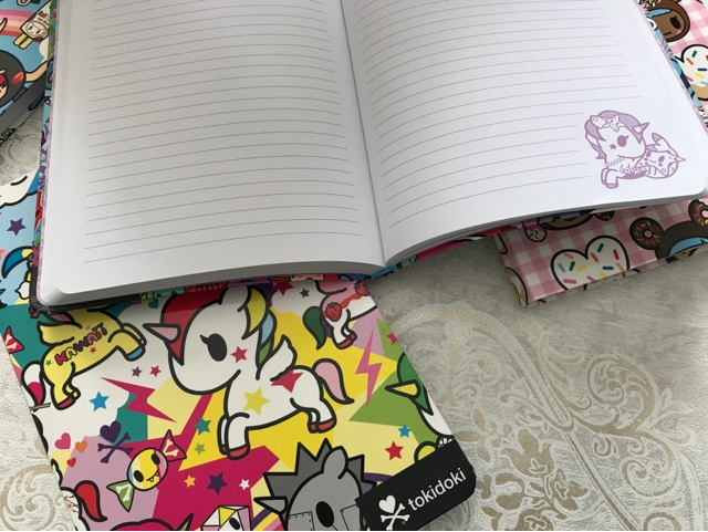 tokidoki-flexi-journals