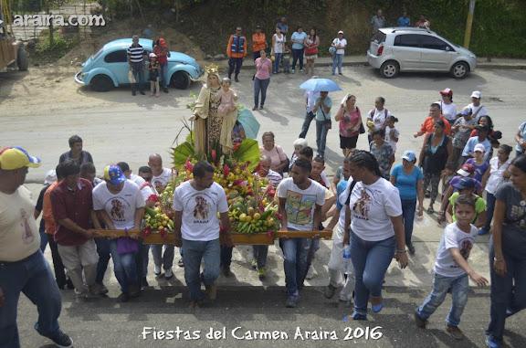 Alfombras de Flores Araira 2016