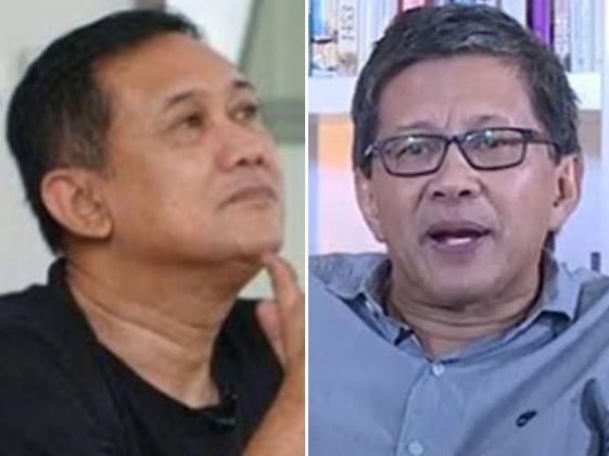 Tak Suka Rocky Gerung dan Sentul City Damai, Denny Siregar: Si RG Makin Besar Kepala Aja