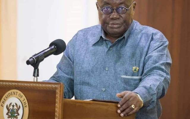 Punish Your Appointees Neck-Deep In Galamsey – Akufo-Addo Told