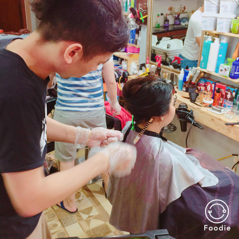 Học uốn tóc thật 100% tại Korigami Hà Nội 0915804875