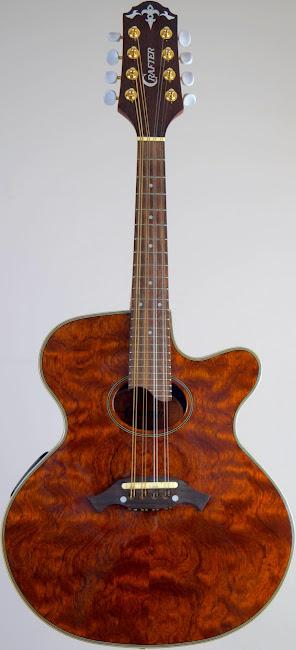 Crafter bubinga M70e Mandolin