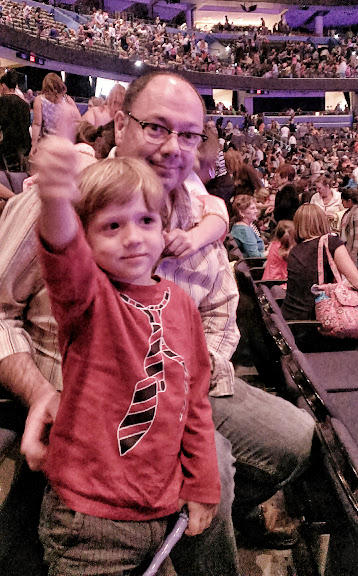 IMAG5116 Disney on Ice   Lets Celebrate {Review}
