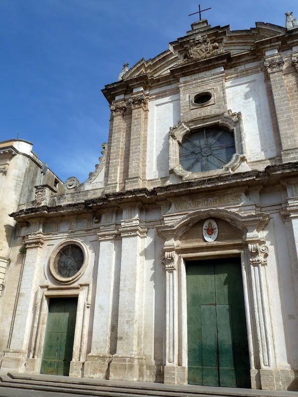 Kathedrale von Nardò in Apulien