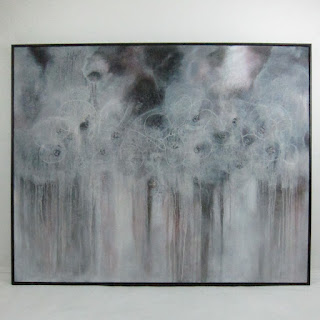 Veronica Gunnarsson Mixed Media Painting