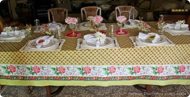 MOTHER'S DAY TABLE 1