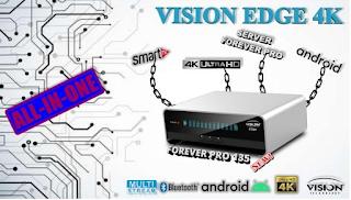 جديد جهازVISION EDGE 4K
