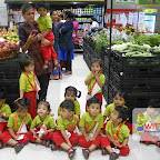 Field Trip to Supermarket by Playgroup Afternoon & Evening Sections at Witty World, Chikoowadi (2017-18)